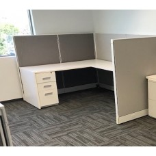 Pre Owned Friant Systems 2 Cubicle