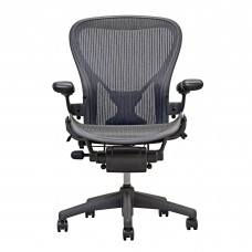 A Refurbished Herman Miller Aeron Chair