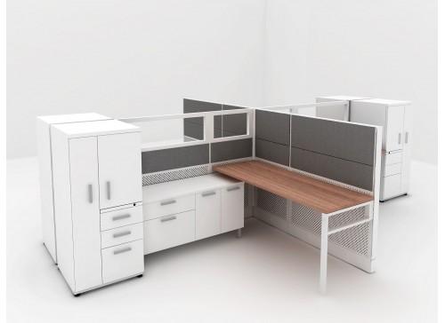 Friant Novo Cubicle Workstation