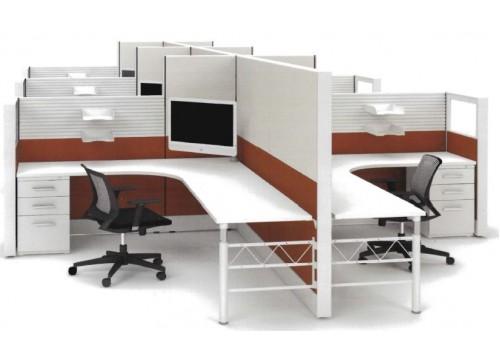 Ethospace Tiles Cubicle Workstation