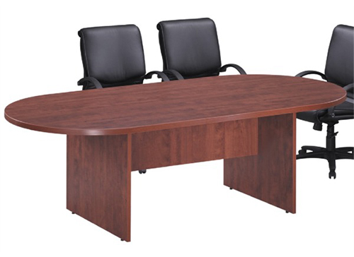 Laminate Racetrack Conference Table
