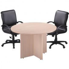 Laminate Round Conference Table
