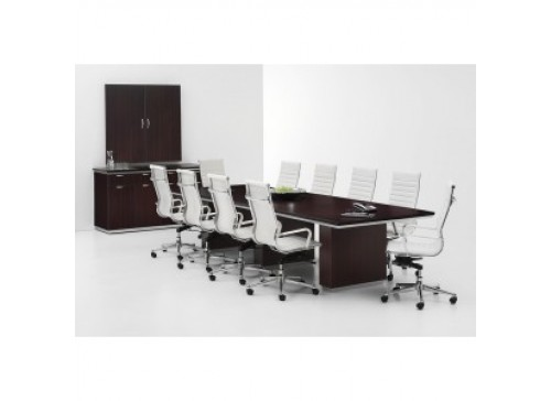 Laminate Rectangular Conference Table