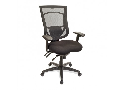 CoolMesh Pro High Back Chair Black