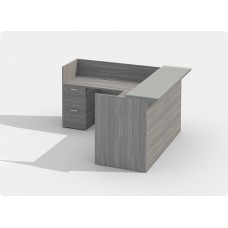 Laminate Collection Reception Desk