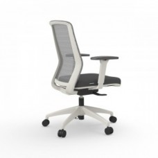Atto Task Chair Grey
