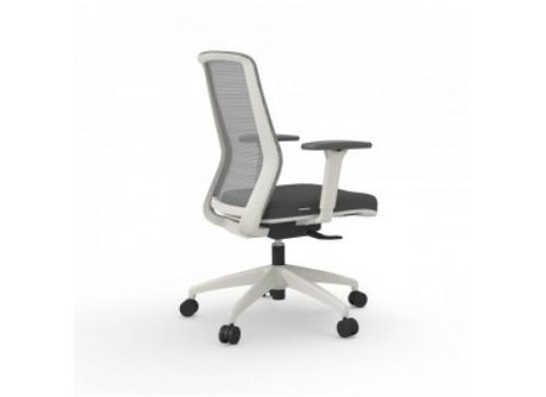 Cherryman Atto Task Chair Grey