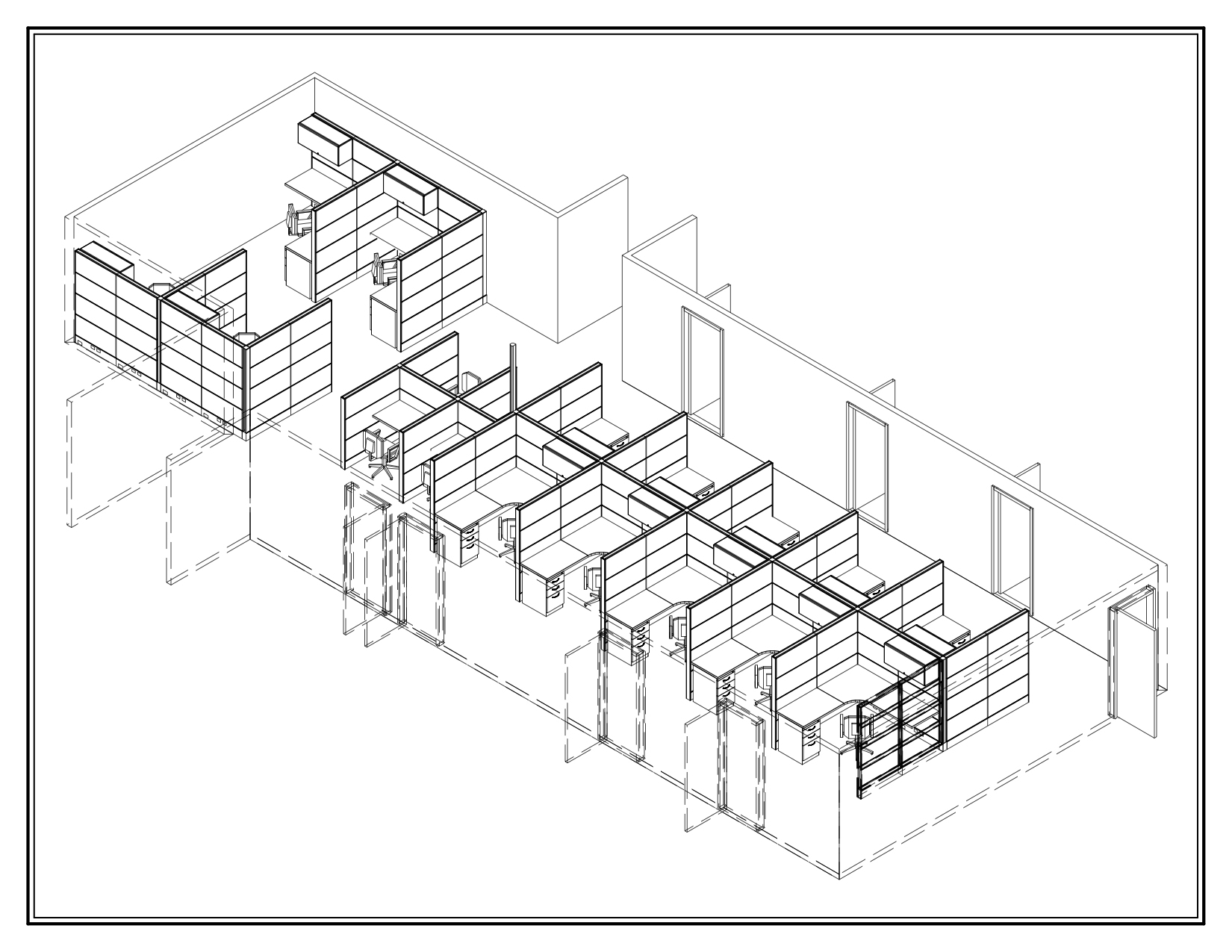 Office Furniture Design & Space Planning